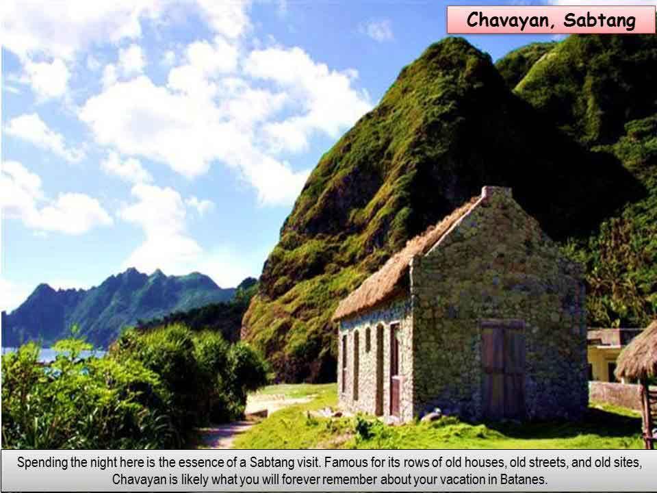 Chavayan-Sabtang